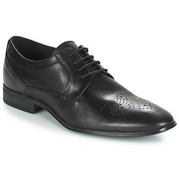Zapatos Hombre Derbie Carlington JEVITA Negro