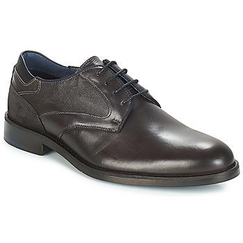Zapatos Hombre Derbie Carlington JECINZA Gris