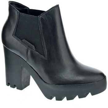 Zapatos Mujer Botines Calvin Klein Jeans Sandy Negro