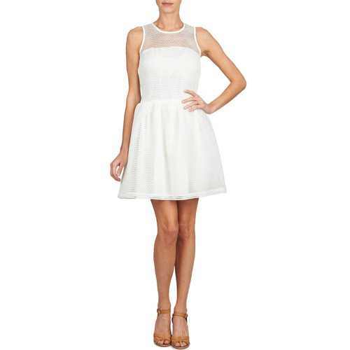 Cortos Textil Vestidos Mujer Bardot Blanco Brigitte Agnes hrCtQsd