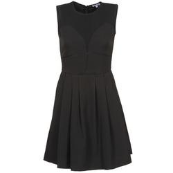 textil Mujer vestidos cortos Brigitte Bardot ALEXANDRIE Negro