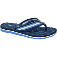 Zapatos Mujer Chanclas Tommy Hilfiger Comfort Low Azul