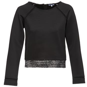 textil Mujer sudaderas Brigitte Bardot AMELIE Negro