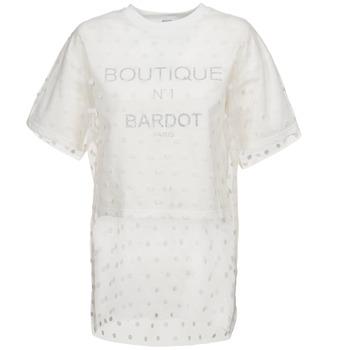 textil Mujer sudaderas Brigitte Bardot ANASTASIE CRUDO