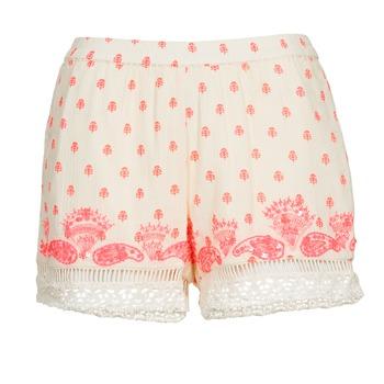 textil Mujer Shorts / Bermudas Brigitte Bardot ANGELINE Crudo