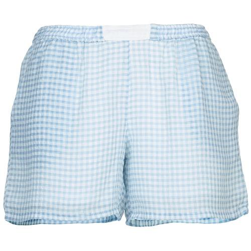 textil Mujer Shorts / Bermudas Brigitte Bardot ANGELIQUE Azul / Blanco