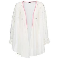 textil Mujer Chaquetas de punto Brigitte Bardot APOLLINE Blanco