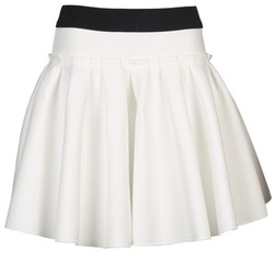 textil Mujer Faldas Brigitte Bardot ARNAUDE Marfil