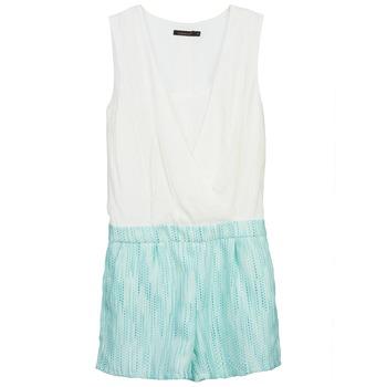 textil Mujer Monos / Petos Color Block ALIX Azul