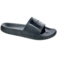 Zapatos Mujer Zuecos (Mules) Calvin Klein Jeans Christie Negro