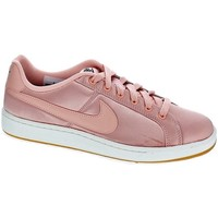 Zapatos Mujer Zapatillas bajas Nike Court Royale Rosa