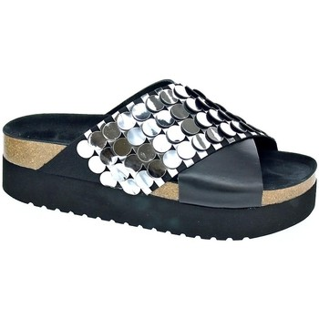 Zapatos Mujer Zuecos (Mules) Sixty Seven 79366 Negro