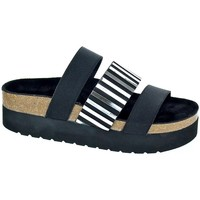 Zapatos Mujer Zuecos (Mules) Sixty Seven 78844 Negro