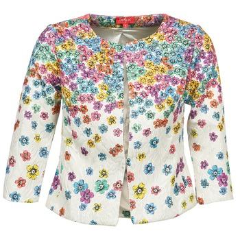 textil Mujer Chaquetas / Americana Derhy JOCASTE CRUDO