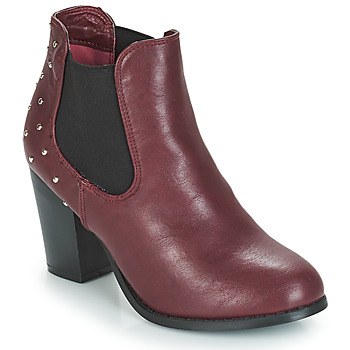 Zapatos Mujer Botines Moony Mood JURDEAN Burdeo