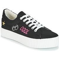 Zapatos Mujer Zapatillas bajas Coolway COOL Negro
