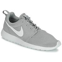 Zapatos Hombre Zapatillas bajas Nike ROSHE ONE Gris / Blanco
