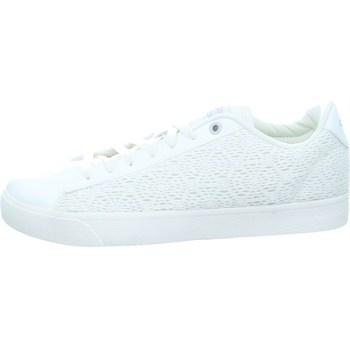 Zapatos Zapatillas bajas adidas Originals CF Daily QT Blanco