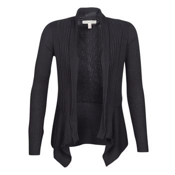 textil Mujer Chaquetas de punto Esprit VECKY Negro