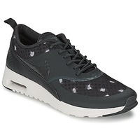 Zapatos Mujer Zapatillas bajas Nike AIR MAX THEA Negro