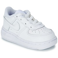 Zapatos Niños Zapatillas bajas Nike AIR FORCE 1 Blanco