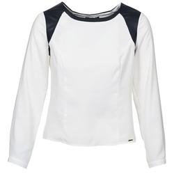 textil Mujer Tops / Blusas La City LAETITIA Crudo / Negro