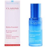 Belleza Mujer Hidratantes & nutritivos Clarins Hydra Essentiel Bi-sérum Intensif Anti-soif  30 ml