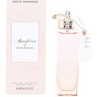 Belleza Mujer Agua de Colonia Adolfo Dominguez Agua Fresca De Rosas Blancas Edt Vaporizador  60 ml