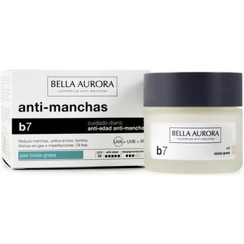 Belleza Mujer Antiedad & antiarrugas Bella Aurora B7 Antimanchas Regenerante Aclarante Spf15 Pmg  50 ml