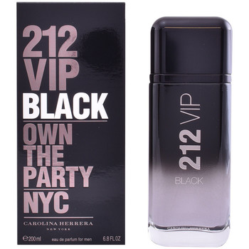 Belleza Hombre Perfume Carolina Herrera 212 Vip Black Edp Vaporizador  200 ml