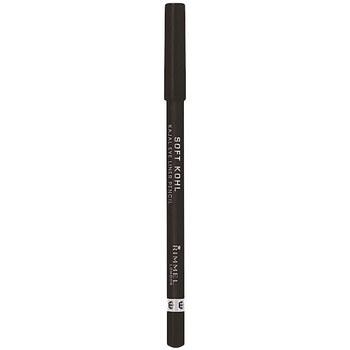 Belleza Mujer Lápiz de ojos Rimmel London Soft Kohl Kajal Eye Pencil 061 -black 4 g
