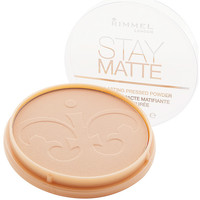 Belleza Mujer Colorete & polvos Rimmel London Stay Matte Pressed Powder 006-warm Beige 14 Gr 14 g