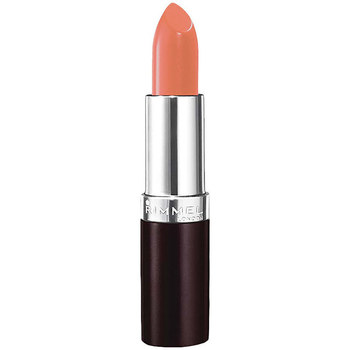 Belleza Mujer Pintalabios Rimmel London Lasting Finish Lipstick 210 -coral Oin Gold 4 g