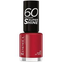 Belleza Mujer Esmalte para uñas Rimmel London 60 Seconds Super Shine 315-queen Of Tarts 8 ml