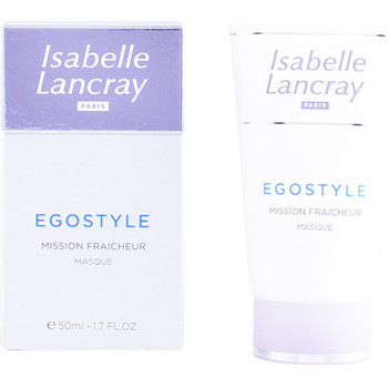 Belleza Mujer Mascarillas & exfoliantes Isabelle Lancray Egostyle Mission Fraicheur Masque  50 ml