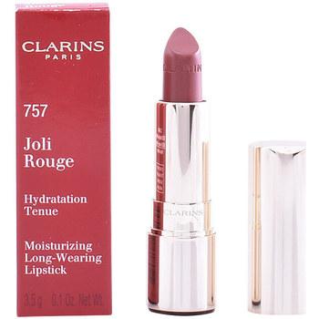 Belleza Mujer Pintalabios Clarins Joli Rouge 757-nude Brick 3,5 Gr 3,5 g