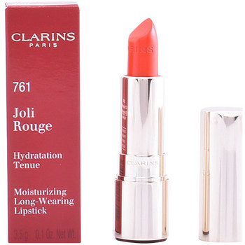 Belleza Mujer Pintalabios Clarins Joli Rouge 761-spicy Chili 3,5 Gr 3,5 g