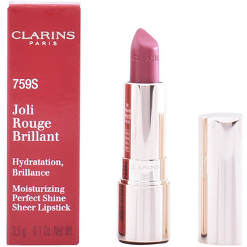 Belleza Mujer Pintalabios Clarins Joli Rouge Brillant 759s-woodberry 3,5 Gr 3,5 g
