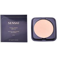 Belleza Mujer Base de maquillaje Kanebo Sensai Total Finish Spf10 Refill tf202-soft Beige 11gr 11 g