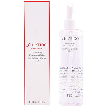 Belleza Mujer Desmaquillantes & tónicos Shiseido The Essentials Refreshing Cleansing Water  180 ml