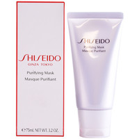 Belleza Mujer Mascarillas & exfoliantes Shiseido Essentials Purifying Mask  75 ml