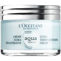 Belleza Hidratantes & nutritivos L´Occitane Aqua Réotier Ultra Thirst Quenching Cream  50 ml