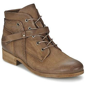 Zapatos Mujer Botas de caña baja Mjus SANDEO Marrón