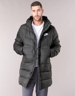 textil Hombre plumas Nike BRENLA Negro