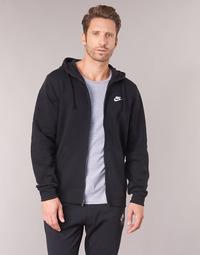 textil Hombre sudaderas Nike HOODIE SPORT Negro