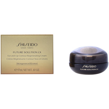 Belleza Mujer Antiedad & antiarrugas Shiseido Future Solution Lx Eye & Lip Cream  17 ml
