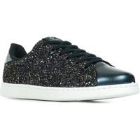Zapatos Deportivas Moda Victoria Deportivo Tenis Glitter Y Espero Azul