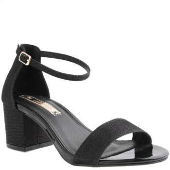 Zapatos Mujer Sandalias Different L Sandals Lady Negro