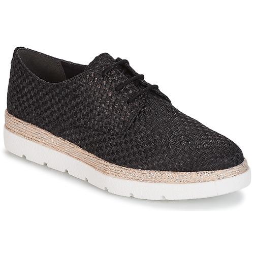 Zapatos Mujer Derbie S.Oliver  Negro