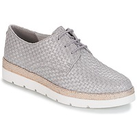 Zapatos Mujer Derbie S.Oliver  Plateado